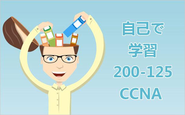 自己で学習 200-125 CCNA