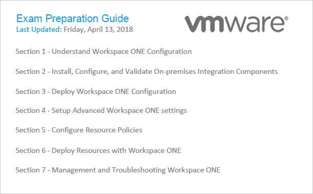 VMware 2V0-761試験ガイド