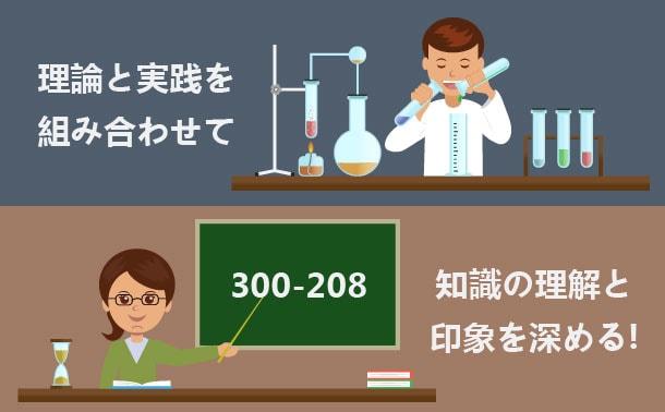 Cisco 300-208試験の理論知識は実践する必要があります