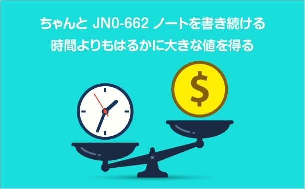 JN0-662ノートの価値