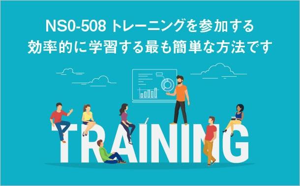 NS0-508-トレーニング