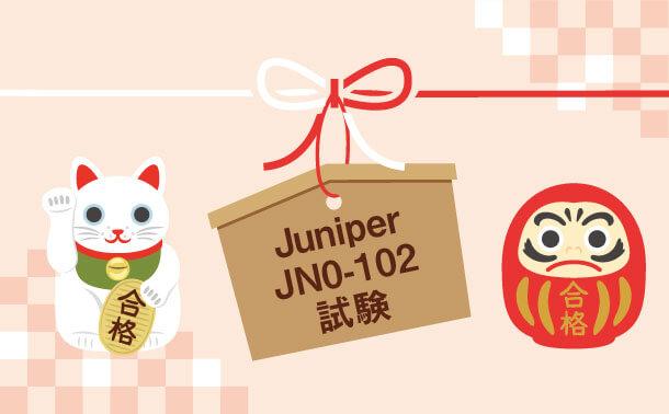 Juniper JN0-102 試験