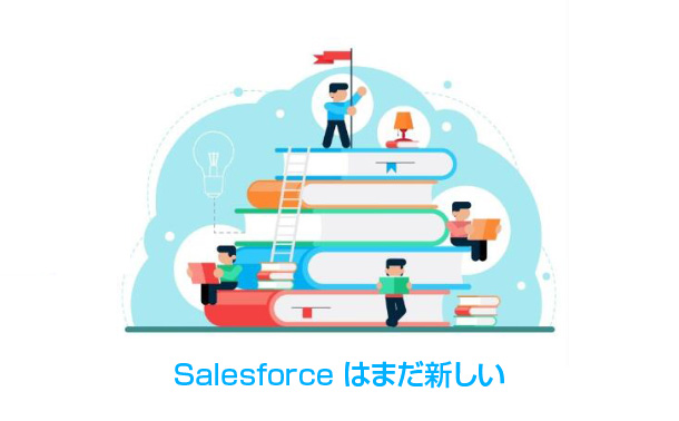 Salesforceはまだ新しい